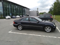 Mercedes-Benz c 300 4 MATIC